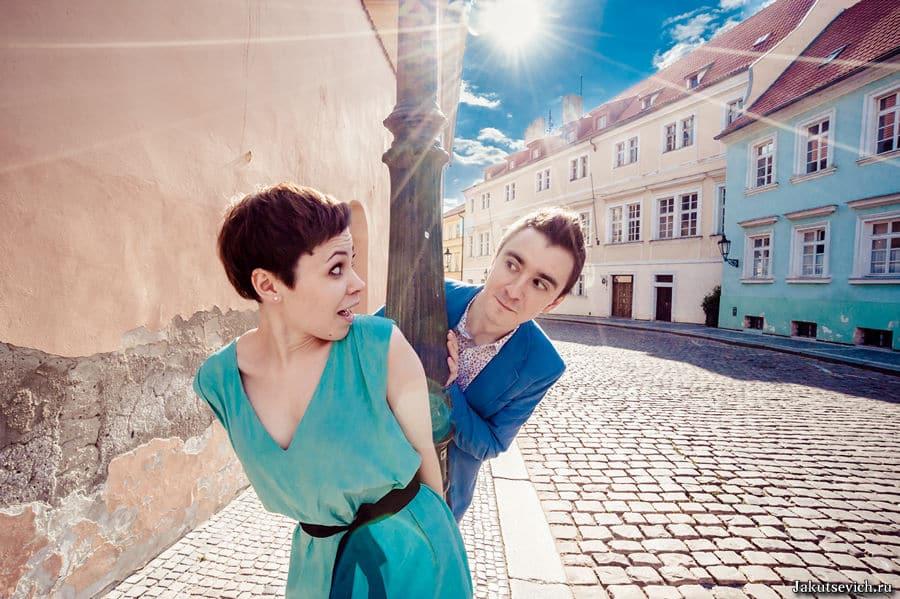 Прага фотограф Артур Якуцевич