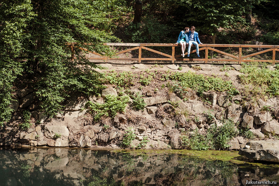 Петршинский холм - фотосессия в Праге