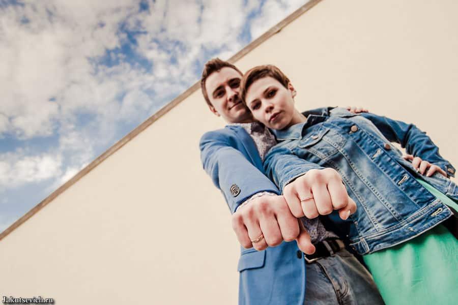 Свадебное путешествие в Прагу Анны и Антона