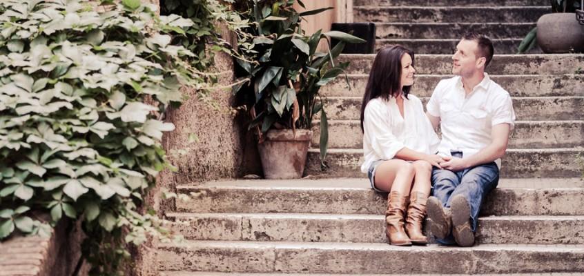 Прогулка по Риму в мае: одно замечательное утро Аймир и Вилли