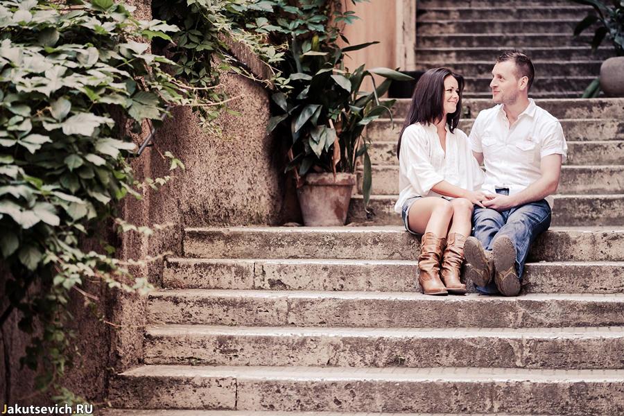 Красивые места для фотосессии в Риме