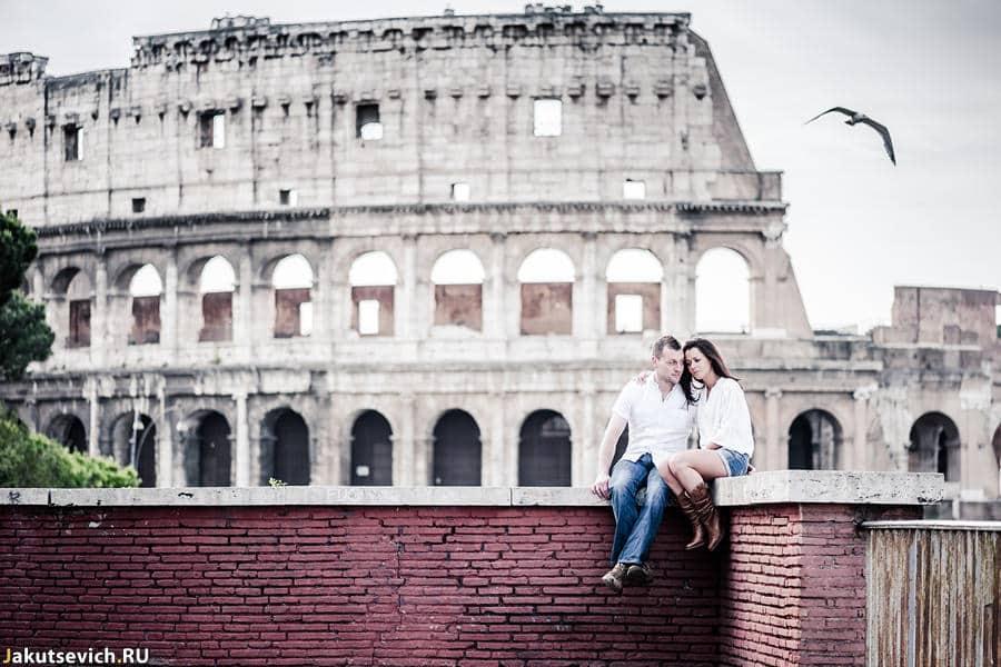 Прогука по Риму - Колизей