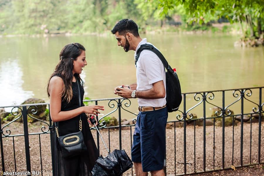 Предложение руки и сердца в Риме: как удивить любимую