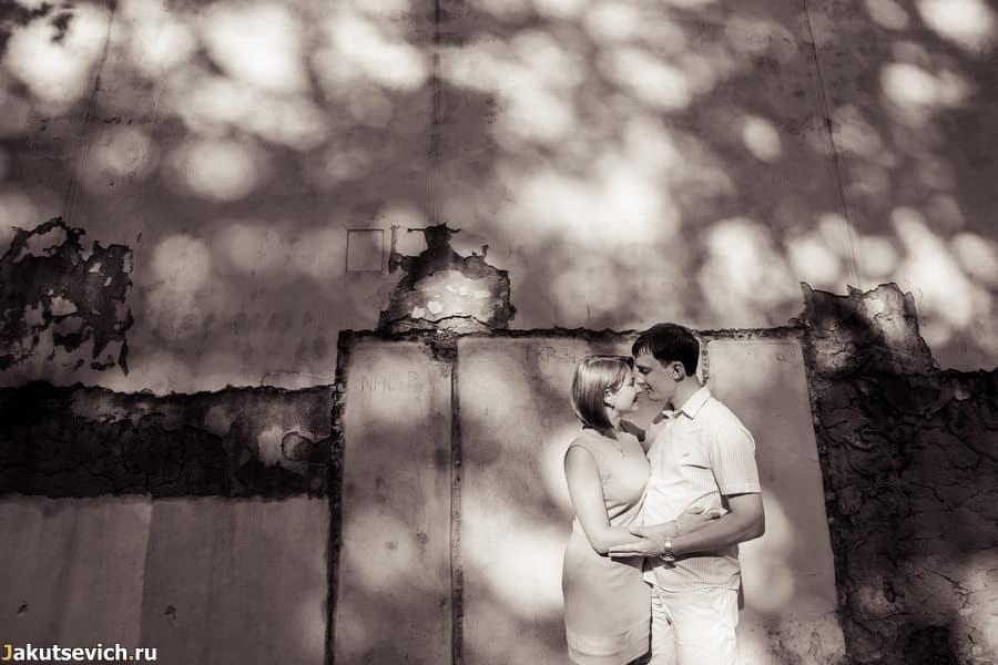 Фотосессия в Праге на годовщину свадьбы