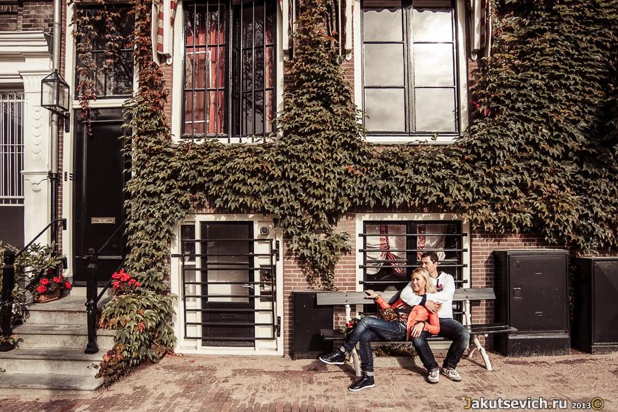 Выходые в Амстердаме