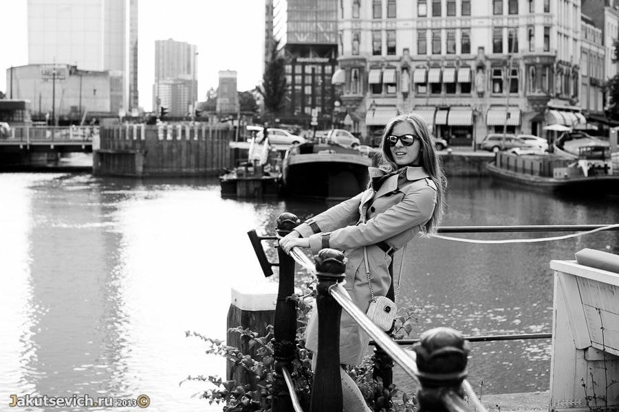 Фото в Роттердаме