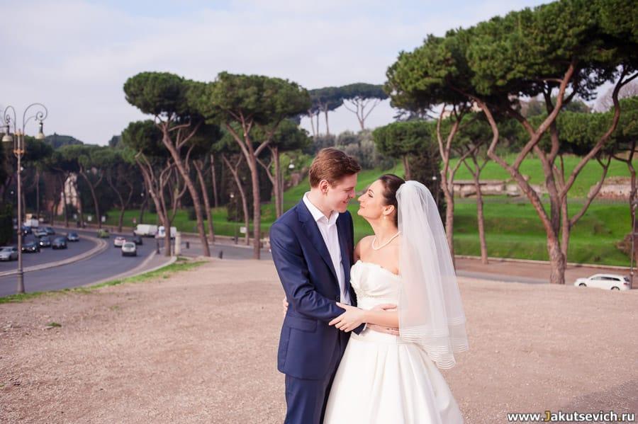 Италия-март-Рим-свадебное-путешествие-01