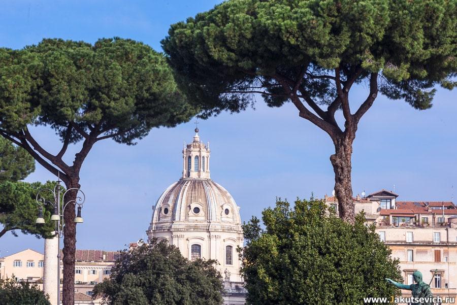 Италия-март-Рим-свадебное-путешествие-10
