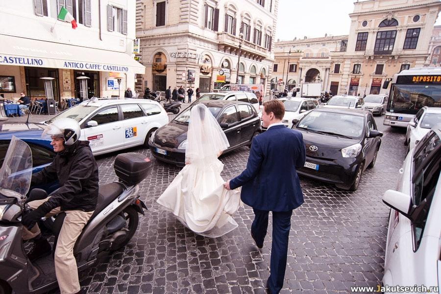 Италия-март-Рим-свадебное-путешествие-18