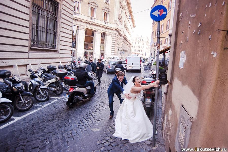 Италия-март-Рим-свадебное-путешествие-20