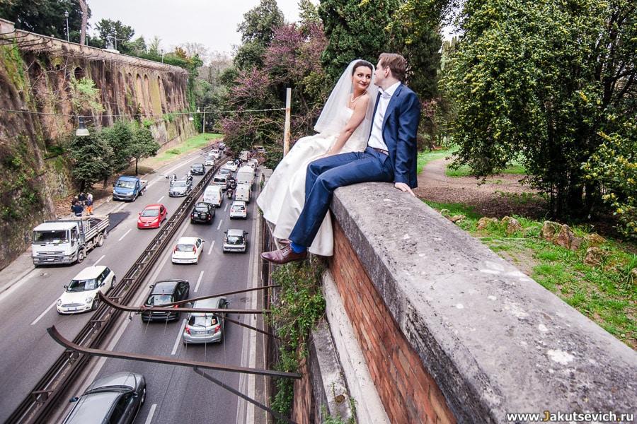 Италия-март-Рим-свадебное-путешествие-36