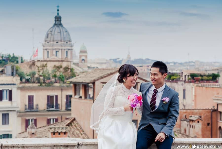 Ватикан фотосессия