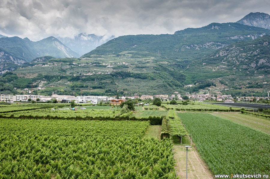 Арко Италия Гарда фото