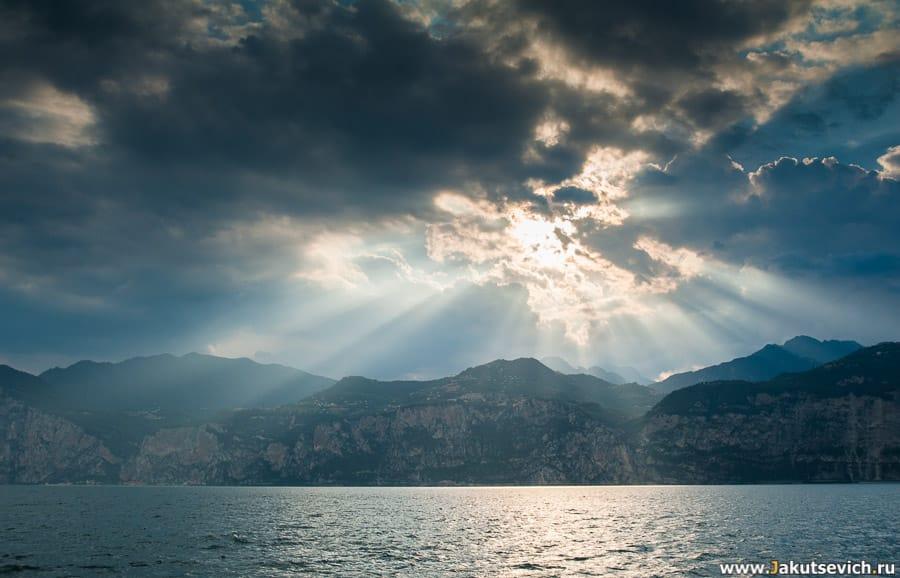 фотографии озера Гарда
