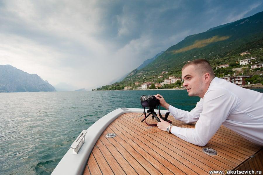 Свадебное видео Гарда Италия