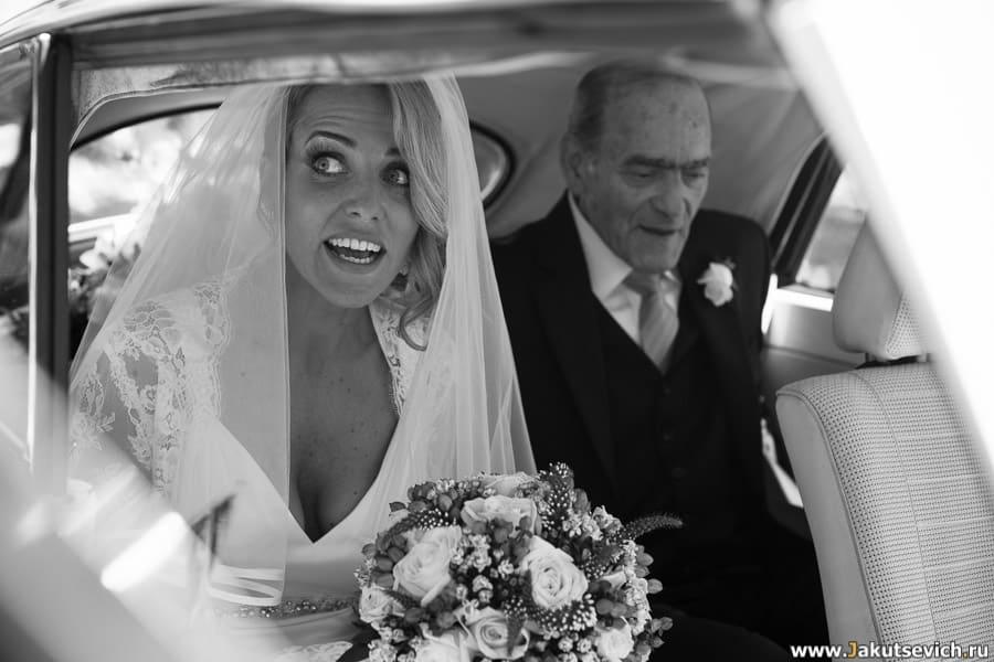 свадебная церемония в Риме