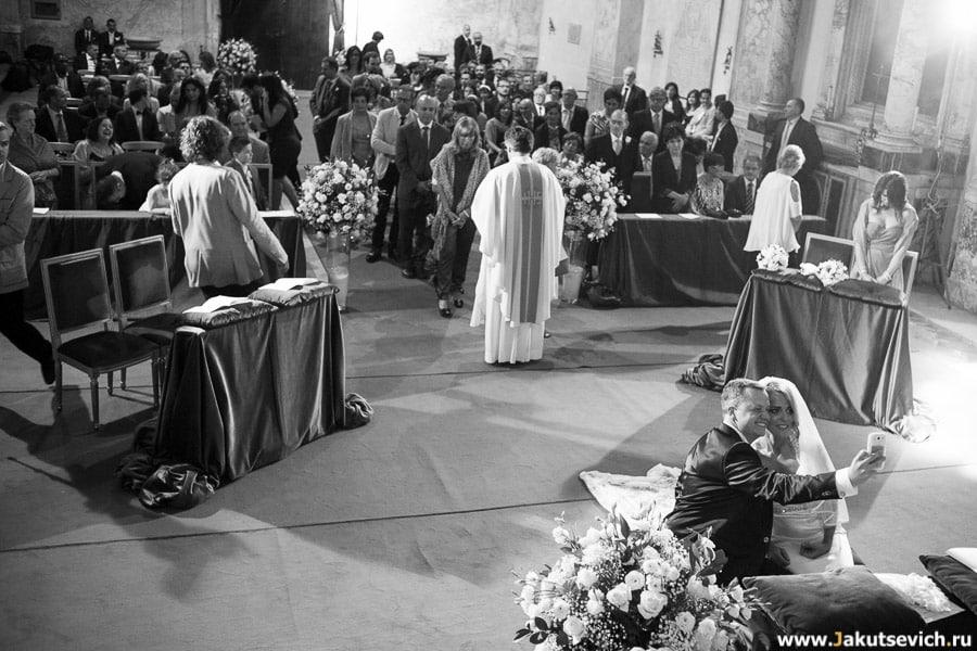 Очередная победа в WPJA – номинация «Свадебная церемония»