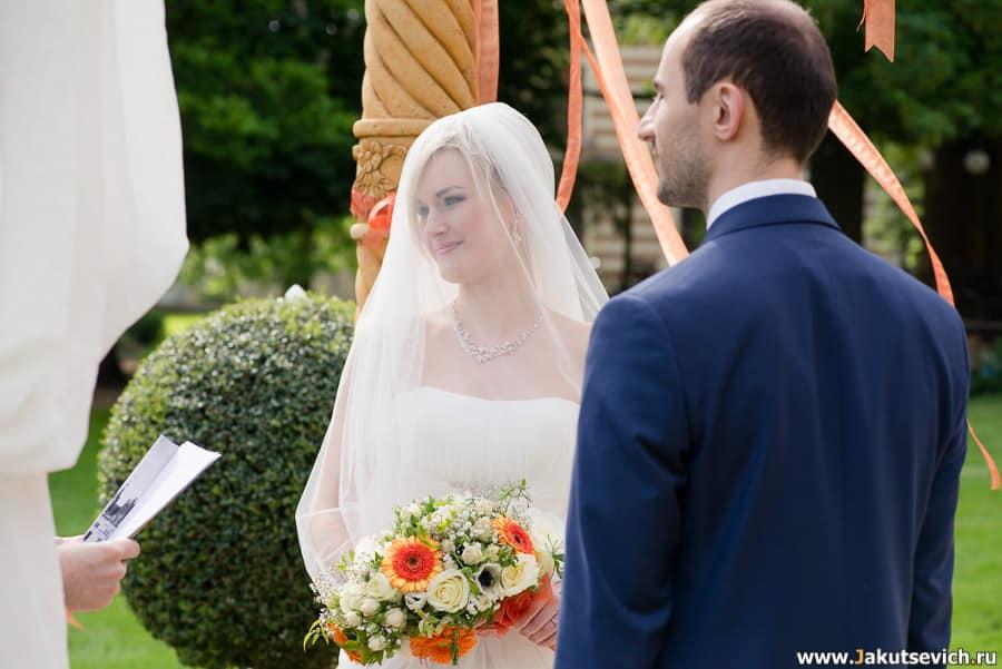 Фотограф на свадьбу в Шато Шалей
