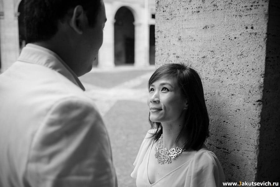 10 лет после свадьбы фото