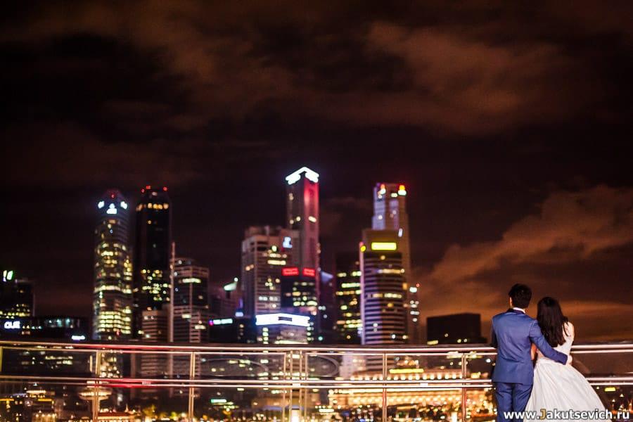 Фотограф в Сингапуре