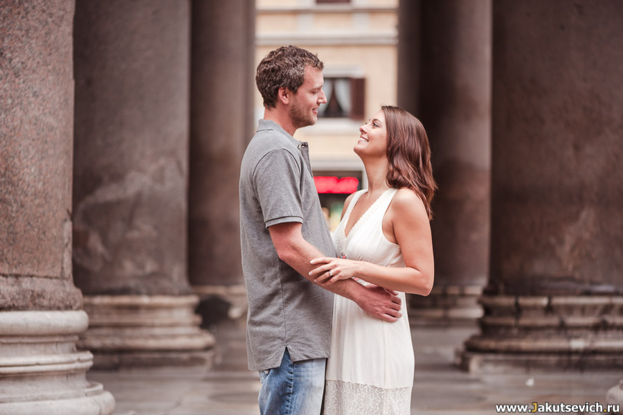 Фотограф в Риме и Италии