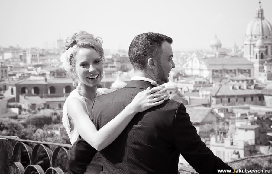 Медовый месяц в Италии фото