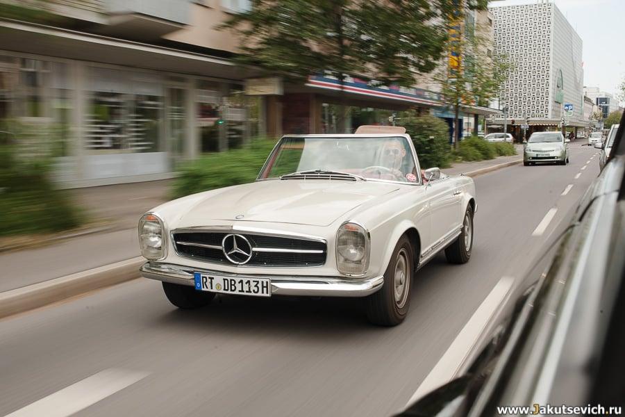 Автомобиль на свадьбу в Германии
