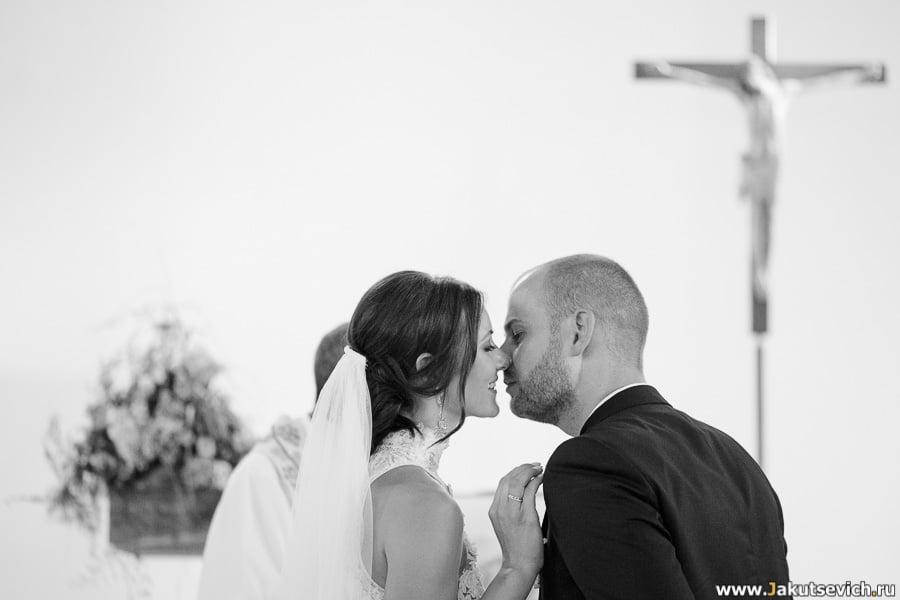 Жених и невеста русские в Германии