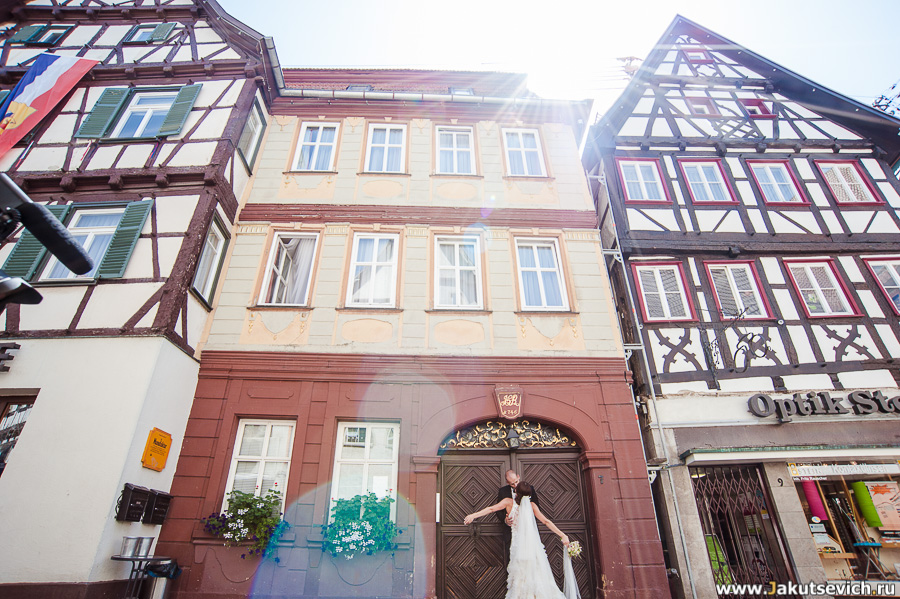 Фотосессия в Германии