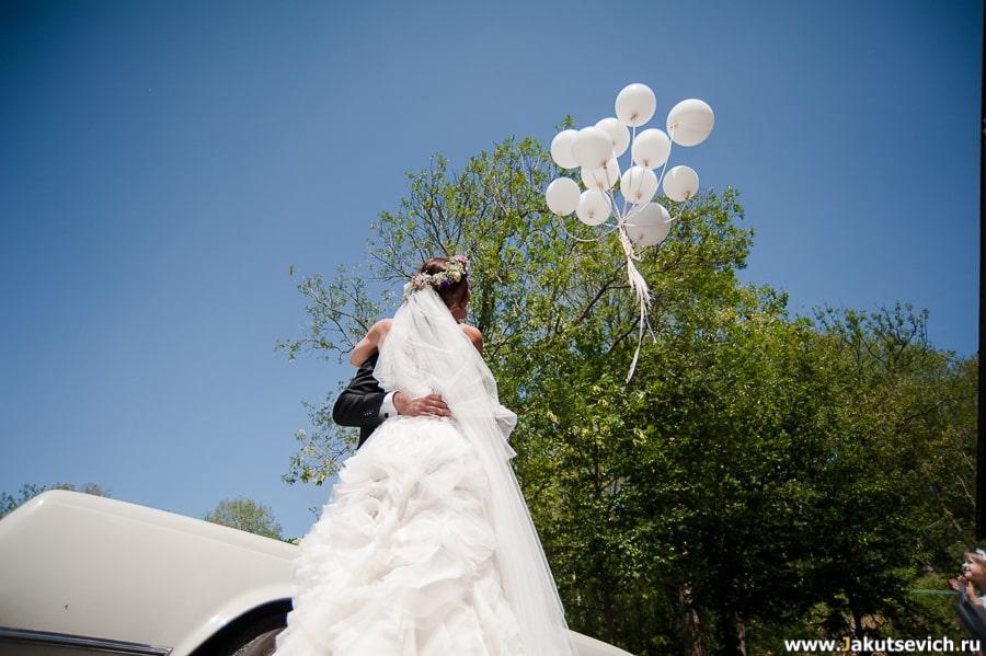 Свадьба в Германии для русских