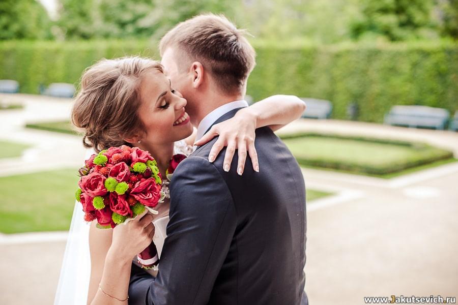 Фото со свадьбы в Чехии
