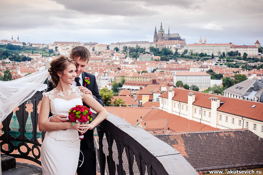 Прага фотограф