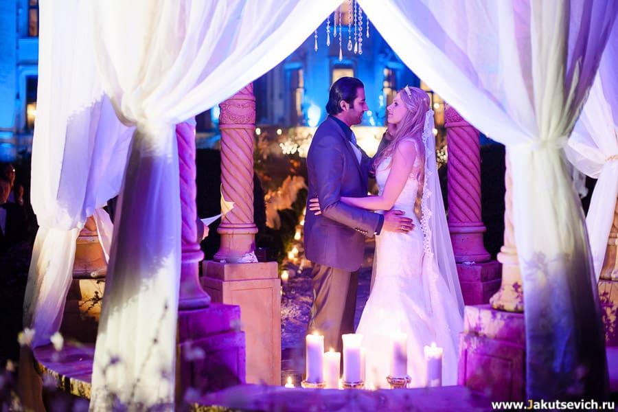 Свадьба в стиле Великий Гэтсби