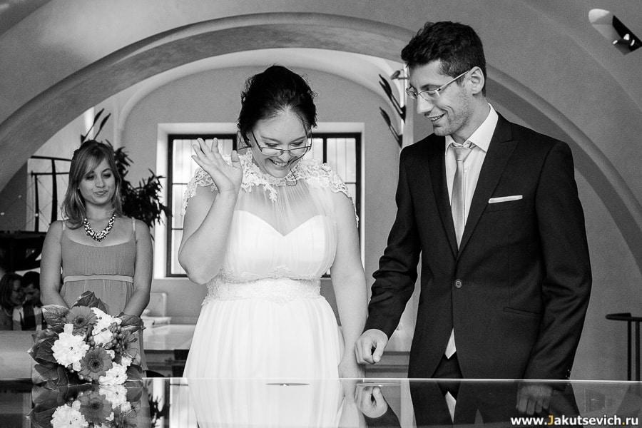 Израильская свадьба в Чехии