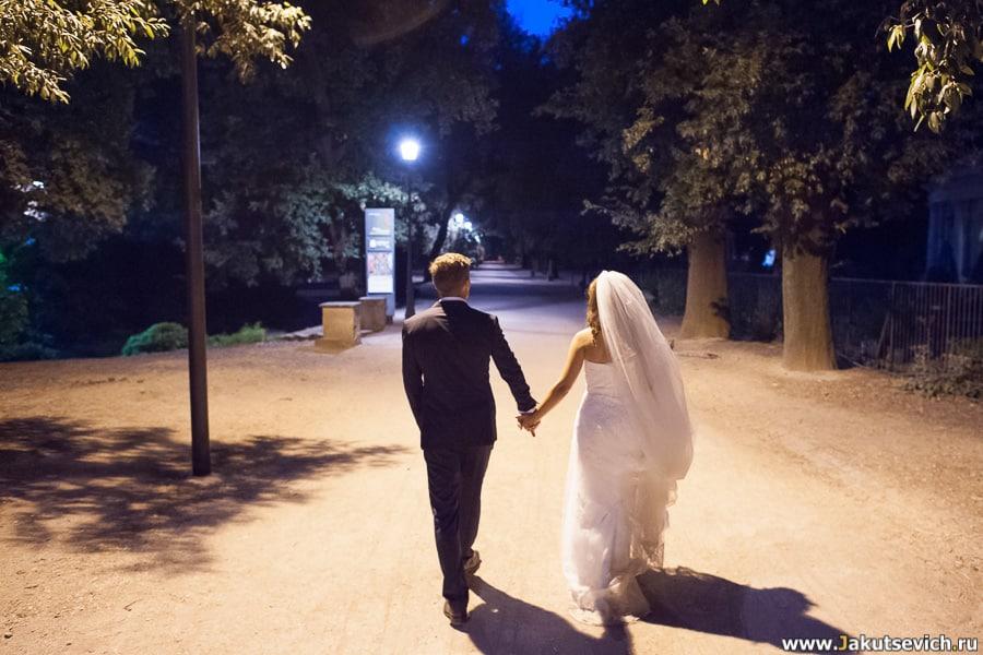 Рим венчание фотограф