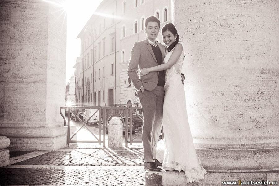 Рим фотограф