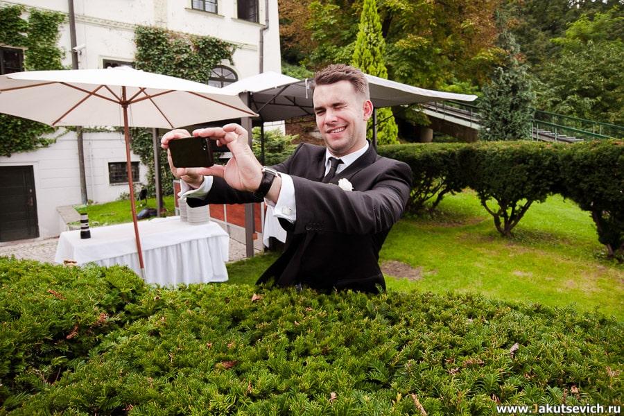 Свадьба фото на айфон