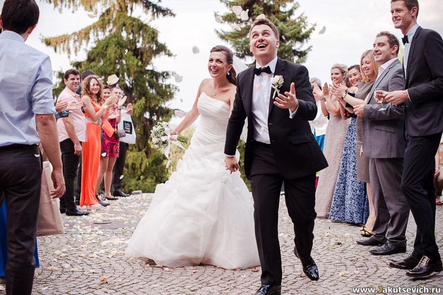 Пожениться в Чехии