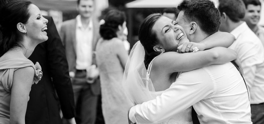 Свадьба в Праге в августе Анны и Антона