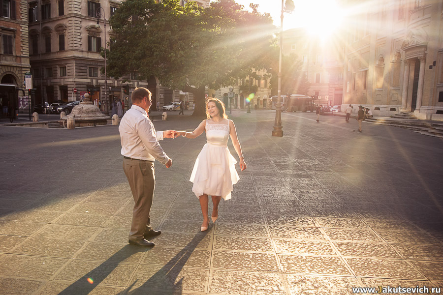 Найти фотографа в Риме