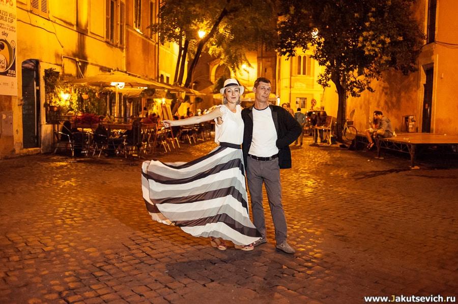 фотосессия-ночью-Трастевере-Рим-Италия-007