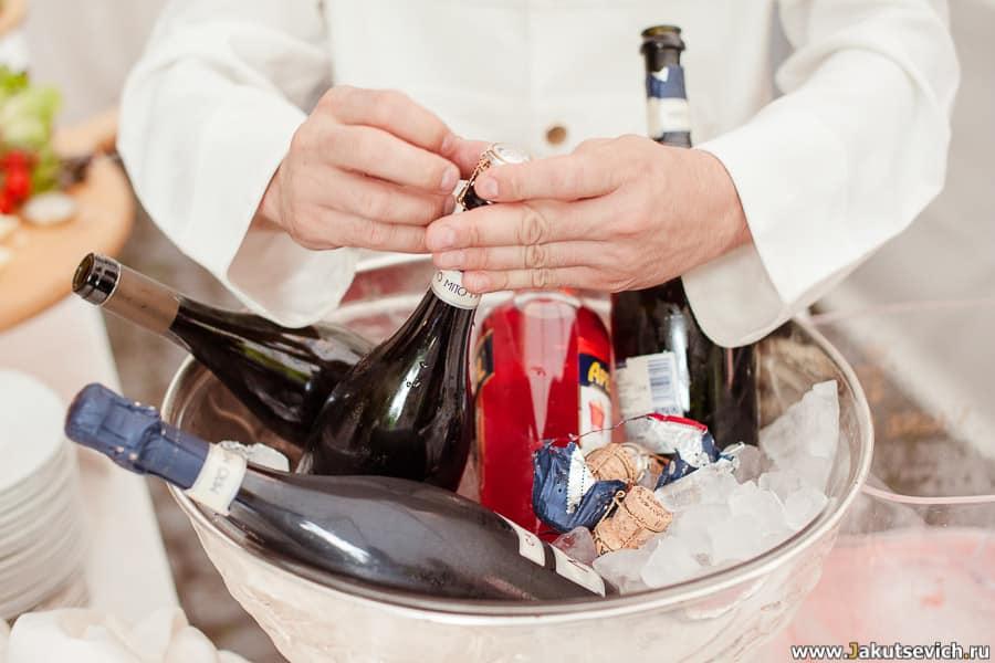 Что пьют на свадьбу в Италии