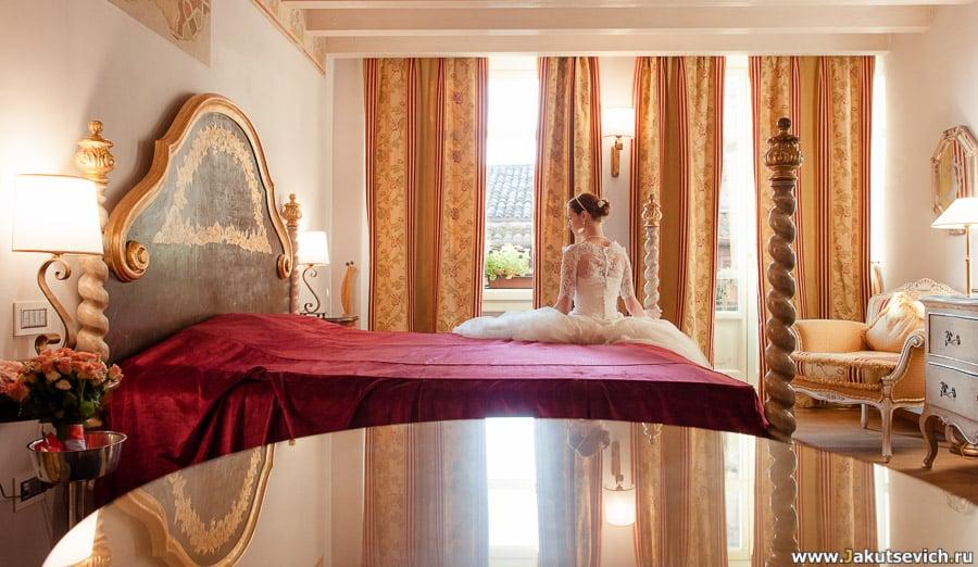 отель в доме Джульетты в Вероне