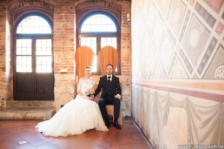 свадебная фотосессия в музее джульетты