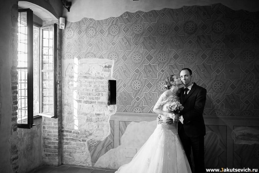 жених и невеста в Вероне