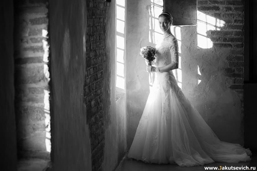 фотосессия для невесты в Вероне