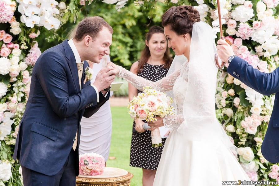 жених и невеста свадьба в Чехии