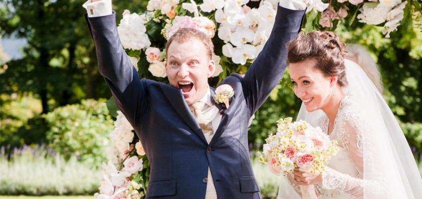 Свадьба в Чехии Малики и Александра