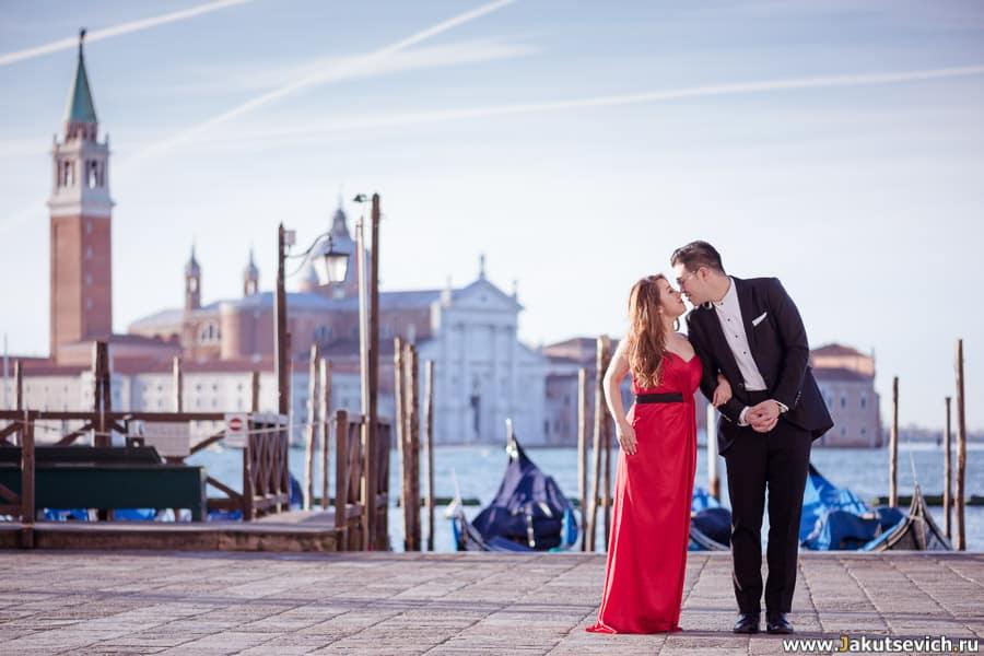 набережная Венеции площадь святого Марка