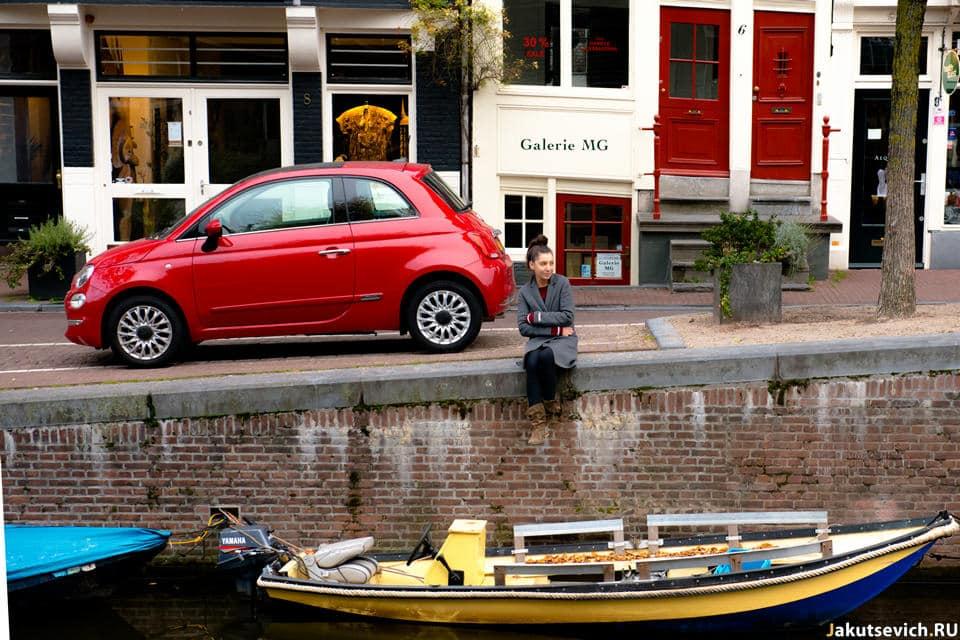 Фотограф в Голландии и Амстердаме